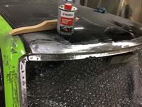 Покраска крыши и обработка оловом от коррозии