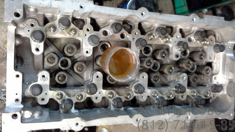 Капитальный ремонтдвигателя KIA Sportage