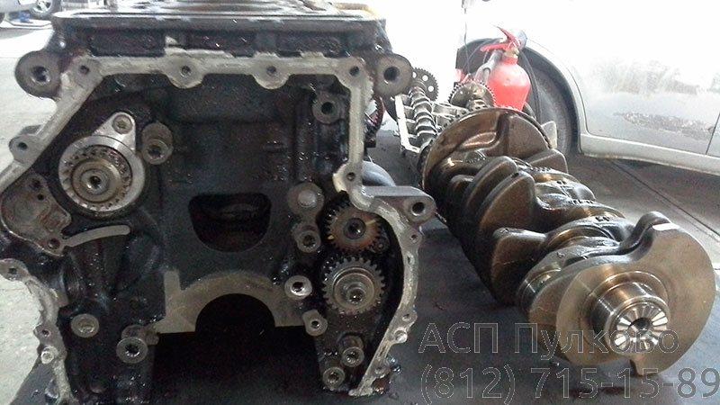 Капитальный ремонтдвигателя SkodaOctavia