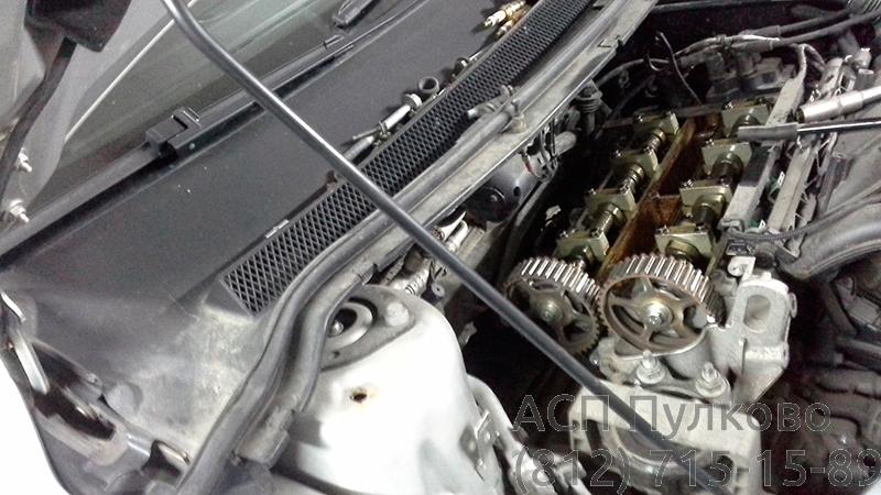 Когда замена грм на форд фьюжн 1.6